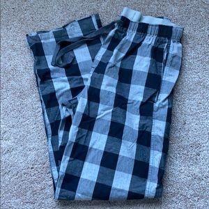 Gap pajama/lounge pants
